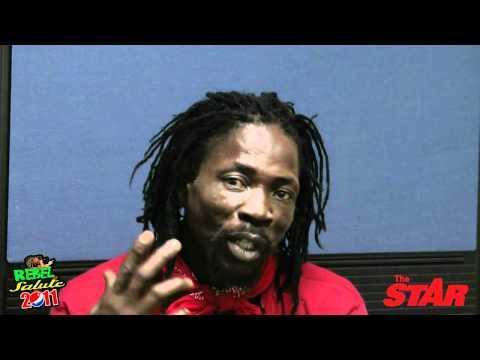 Jah Brilliant - Rebel Salute 2011 Interview