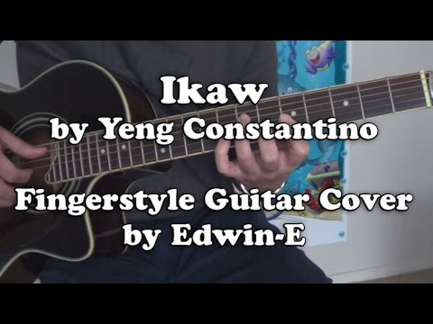 Ikaw By Yeng Constantino Fingerstyle Guitar Solo Cover Free Tabs