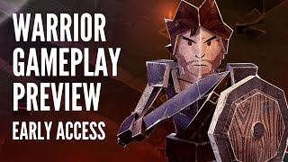 Warrior Gameplay Preview   Book of Demons   1080p HD, 60 FPS