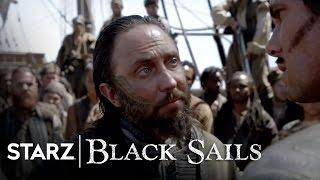 Black Sails | Ep. 206 Preview | STARZ