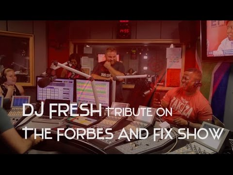 Goode DJ Fresh  5FM Tribute Show to DJ Fresh
