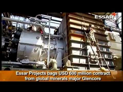 Essar Projects bags USD 600 million contract from global minerals major Glencore