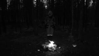 Хоррор.Вороний лес. К Хэллоуину. Crow  forest.Halloween.