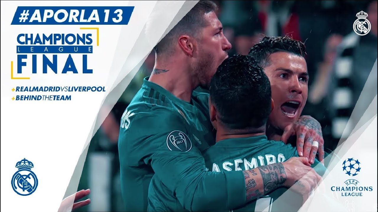 When is the 2018 Champions League final between Real Madrid and Liverpool?