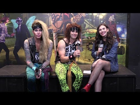 Interview with Steel Panther (Round Two)