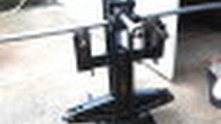 CALANDRA CURVADORA DE TUBOS(manual pipe bend step by step) FAÇA VOCÊ MESMO PASSO A PASSO