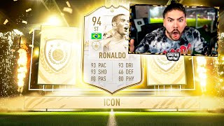 OMG I PACKED R9 RONALDO!! EL PHENOMENO!! FIFA 21