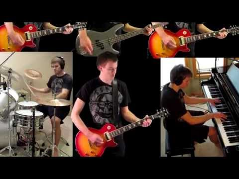 Yesterdays Guns N' Roses Guitar Bass Piano Drum Cover