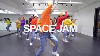 ExtraShard - Space Jam Theme Song | Honey Choreography