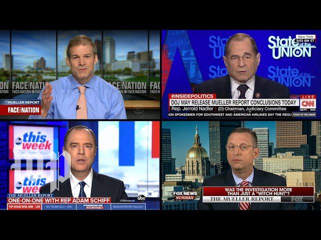 Politicians argue over next steps for the Mueller report