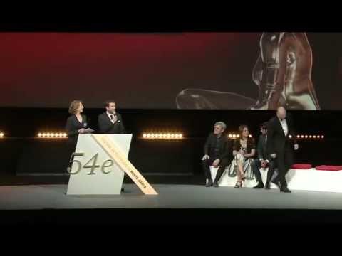 Céremonie d'ouverture 54è Festival de Télévision de Monte-Carlo