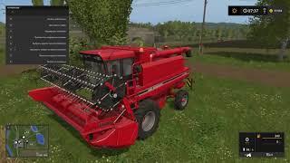 Farming Simulator - Урок. УПРАВЛЕНИЕ И КНОПКИ