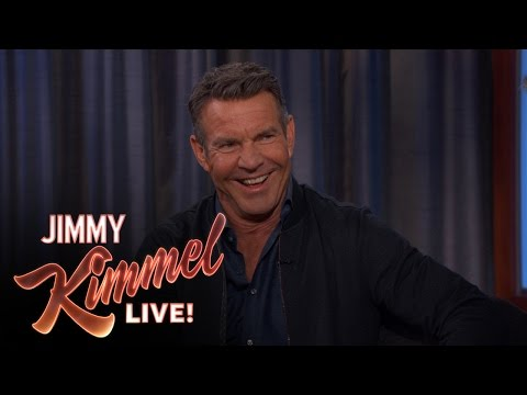 Dennis Quaid on Golfing with Presidents & A Dog's Purpose Controversy