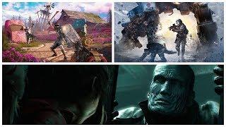 Resident Evil 2 взломана, а из Titanfall делают Королевскую Битву | Игровые новости