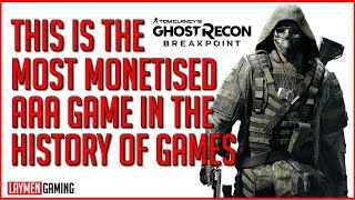 Ubisoft Puts EA, Activision and Bethesda To Shame With Ghost  Recon Breakpoint