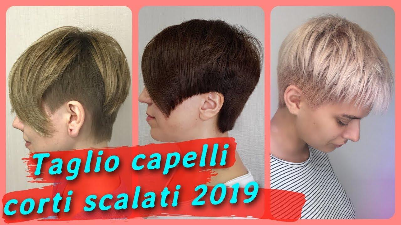 Oltre 20 Migliori 💓 Idee per taglio capelli corti scalati 2019 ... 84815bd5280e