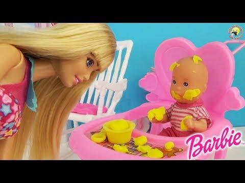 Мультфильм про маленьких пупсиков