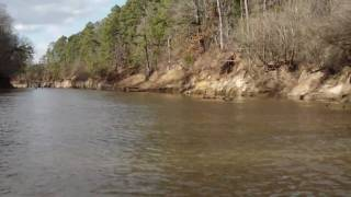 Sabine River Panola County, Carthage/Deadwood, Texas