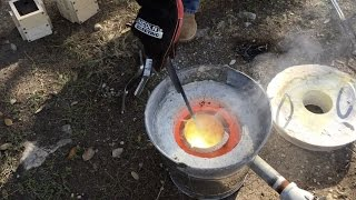 Making a Backyard Foundry