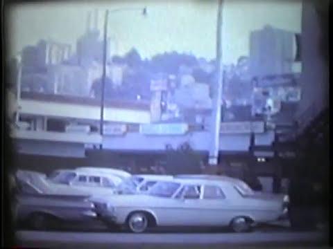 8mm Film From My Father (1960s California, Las Vegas, Detroit, Lebanon, Hoover Dam)