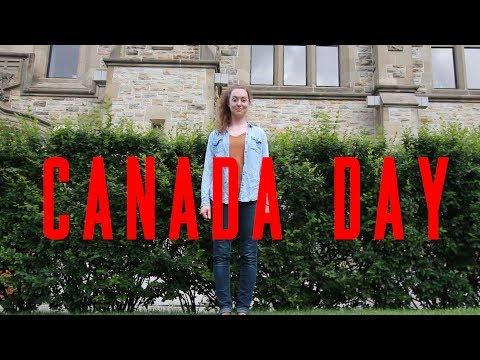 CANADA'S 150TH ANNIVERSARY - Day 1