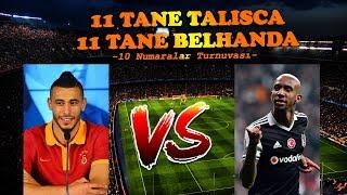 11 TANE BELHANDA vs 11 TANE TALISCA - SPORTAKÜS TV OFANSİF ORTASAHALAR TURNUVASI