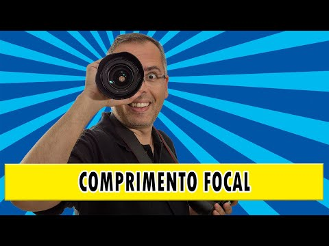 O que é comprimento focal?