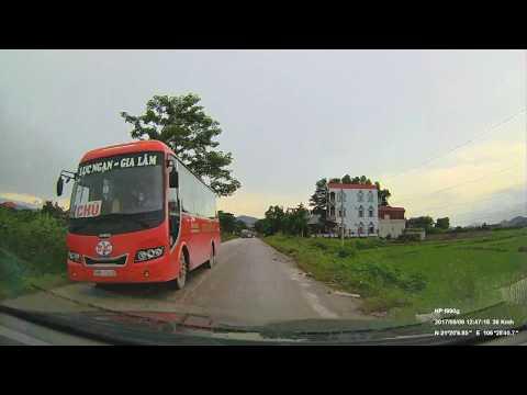 Phố Kim   Lục Ngạn   Bắc Giang   Kim Street   Luc Ngan Business Street    Vietnam Discovery Travel