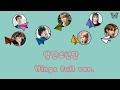 Images [BTS] Outro: Wings full English lyrics
