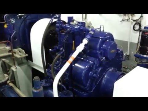 Ship Engine room-must watch