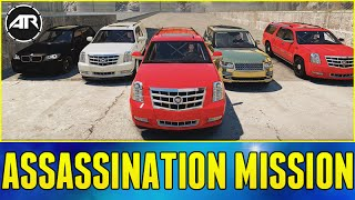 Forza Horizon 2 : ASSASSINATION MISSION!!!