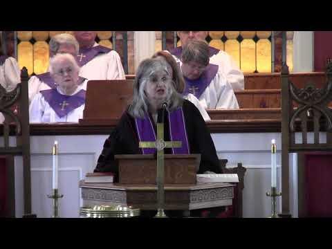 WUMC Rev  Shirley with Dan & Judy Aldridge 3 25 18