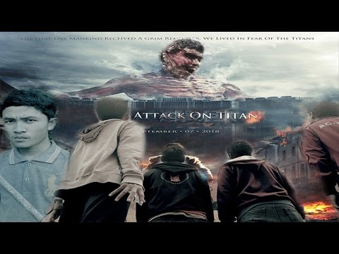 Attack On Titan (Live Action Parody) Trailer INDONESIA