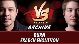 9 5 16 the boss vs majors burn vs exarch evolution modern