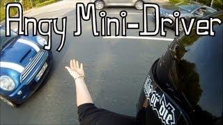 Trolling Angry Mini Driver ! Driver gets agressive + Random Scenes