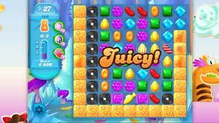 Candy Crush Soda Saga - Level 143 - No boosters ☆☆☆