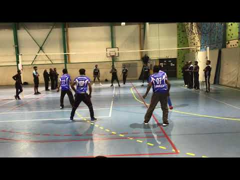 tamil volleyball overgame zürich club 19/11/2017 match