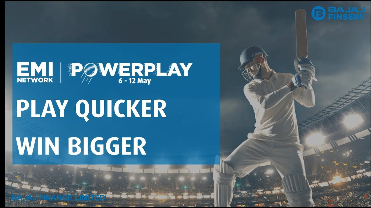 Play Quicker Win Bigger - EMI Network Powerplay