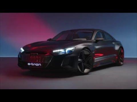 2020 Audi E Tron Gt Perfect Coupe 2020