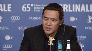 Ten no chasuke | Press Conference Highlights | Berlinale 2015