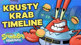 Krusty Krab Timeline! ⏰ Moments That Changed the Krusty Krab Forever | SpongeBob