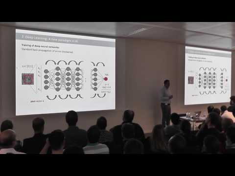 Datageeks Data Day - Deep Convolutional Neural Networks in industrial applications - Daniel Weimer