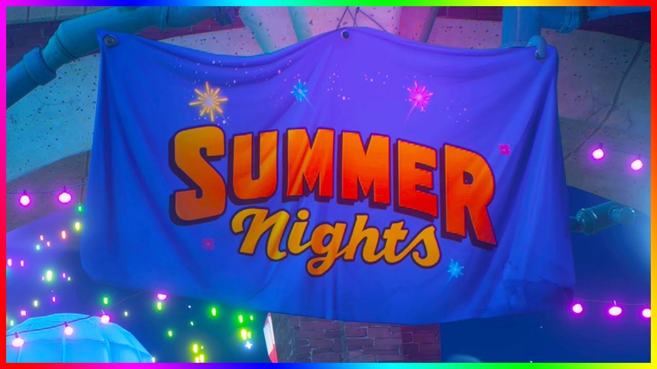 SUMMER NIGHTS IS HERE | PvZ Battle For Neighborville