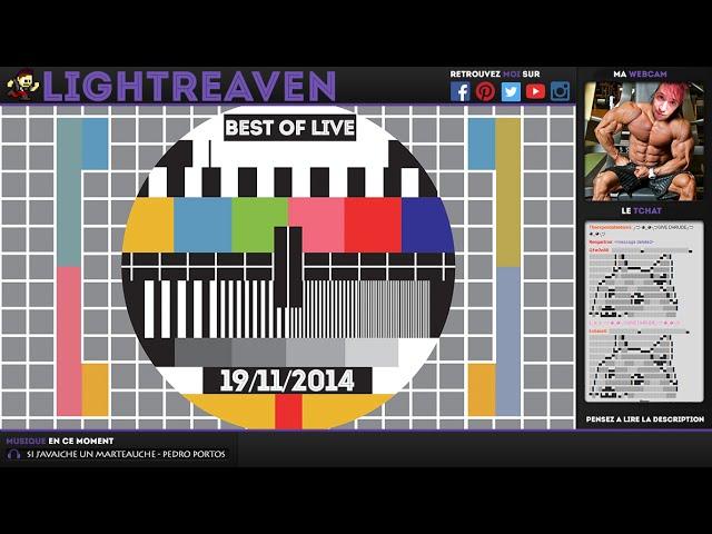 [BoF] - Live du 19/11/14 (Hero Siège, LoL)