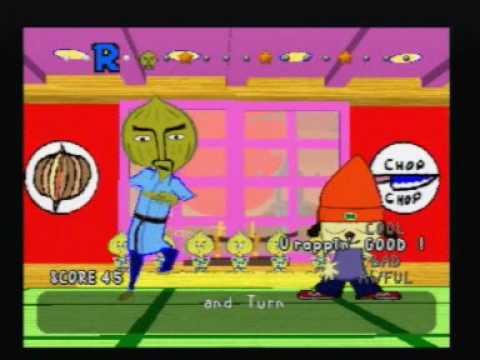 Bathroom Rap Parappa The Rapper Ps1 Doovi