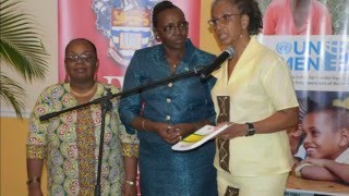 Experiences of Women's Political Empowerment – Jamaica Rwanda South South Dialogue