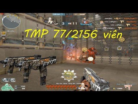 [ Bình Luận CF ] Steyr TMP Hơn 2000 Viên - Tiền Zombie V4