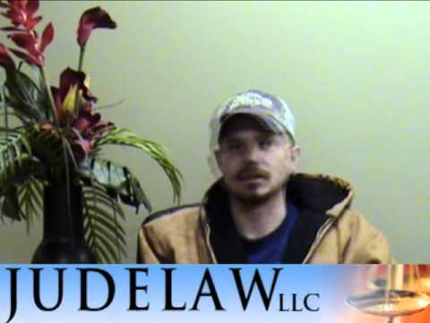 JudeLaw LLC Client Video Testimonial - Bankruptcy