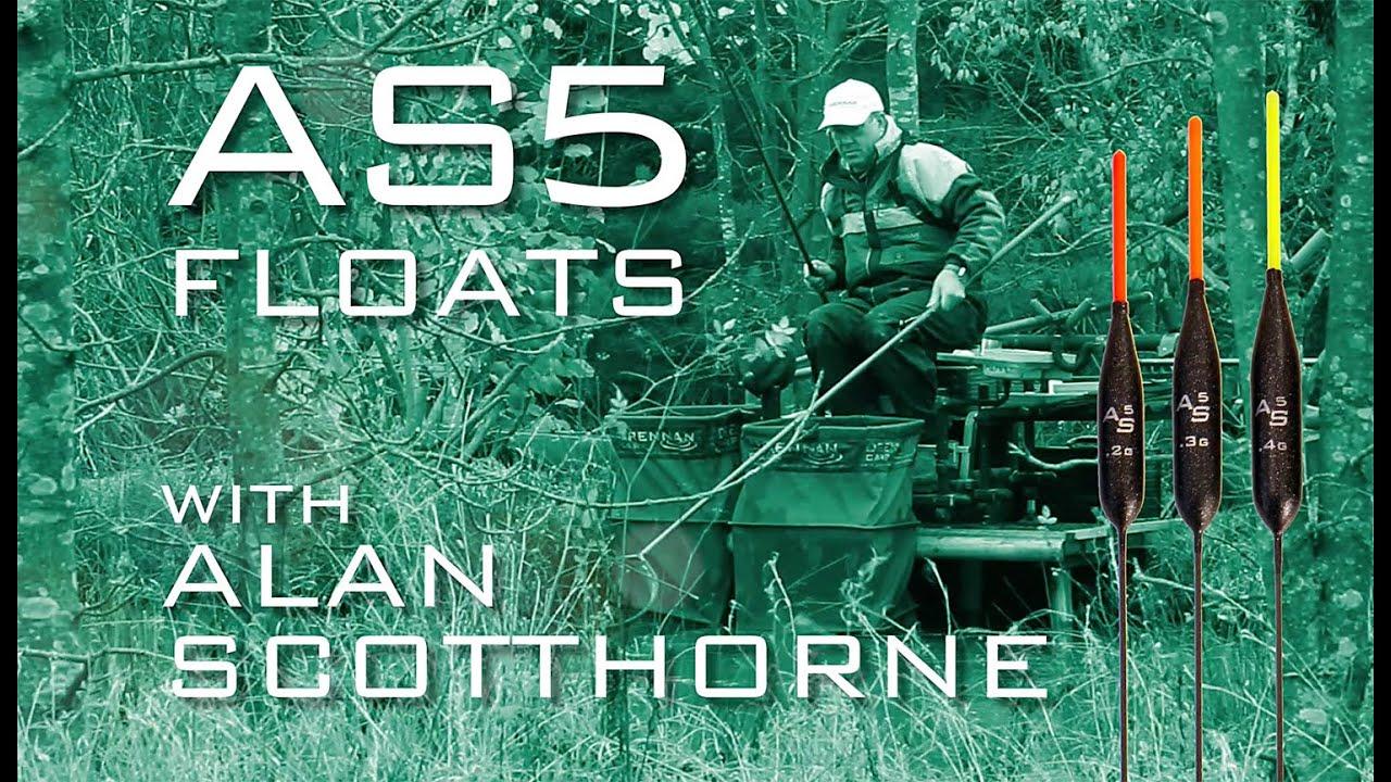 Drennan Alan Scotthorne AS5 Pole Float