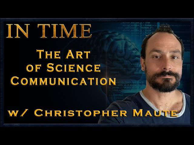 The Art of Science Education w/ Christopher Maute